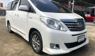 2014 Toyota ALPHARD 2.4 Hybrid E-Four 4WD wagon