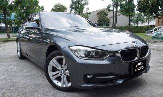 2014 BMW 320d Sport sedan