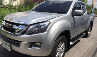 2015  ALL New ISUZU DMAX 2.5 Z hi-lander แค๊ป