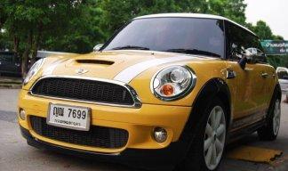 2007 Mini Cooper 1.6 S coupe