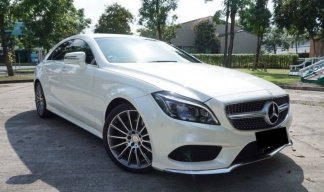 MERCEDES-BENZ CLS250 Facelift ปี 2016