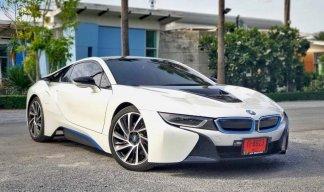 2017 BMW I8 1.5 Hybrid AWD