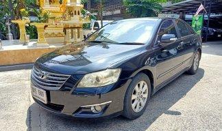 Toyota Camry 2.0G /LPG /2008 รถเป็นมือแรกครับ สามารถจัดได้เต็ม ไม่มีค่าใช้จ่ายอื่นๆ ไม่มีเครดิตก็จัดไฟแนนซ์ได้เต็ม จัดไฟแนนซ์ได้ทุกอาชีพ ครับ