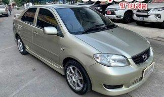 2004 Toyota VIOS 1.5 E sedan