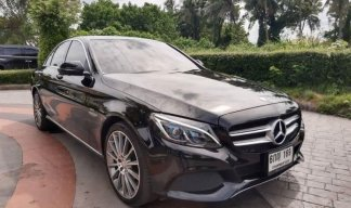 Benz C350e amg sedan at Plug-in Hybrid ปี2017
