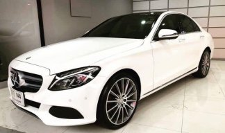 Mercedes Benz C350e AMG Dynamic Plug-in Hybrid ตัวท็อป ปี17