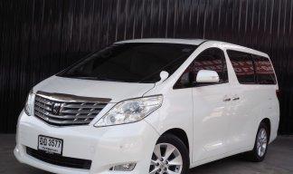 2010 Toyota ALPHARD 2.4 V van