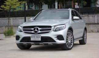 2016 Mercedes-Benz GLC250 d suv