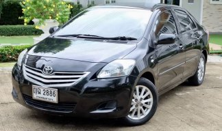 2010 Toyota VIOS 1.5 E sedan
