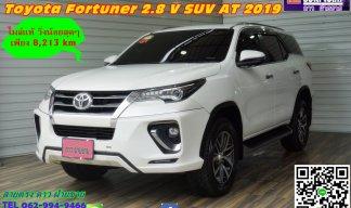 Toyota Fortuner 2.8 V SUV AT 2019