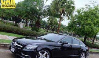 2012 Mercedes-Benz CLS250