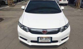 2012 Honda CIVIC 1.8 E i-VTEC sedan