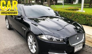 2012 Jaguar XF 2.0 20d Portfolio sedan