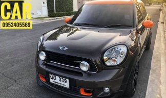 2011 Mini Cooper 1.6 Countryman S ALL4 4WD sedan
