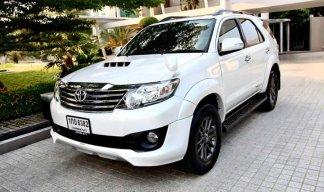 2012 Toyota Fortuner 3.0 V suv