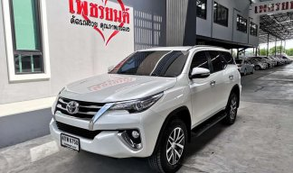 ALL NEW TOYOTA FORTUNER 2.8V 2WD / AT / ปี 2015