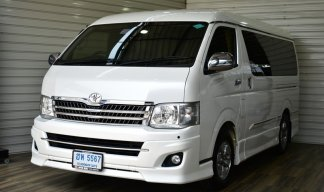 Toyota Ventury 2.7 V Van AT ปี2013 \