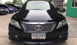 2013 Toyota CAMRY 2.0 G Extremo sedan