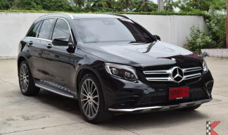 Mercedes-Benz GLC250 2.1 W253 (ปี 2016) d 4MATIC AMG Dynamic SUV