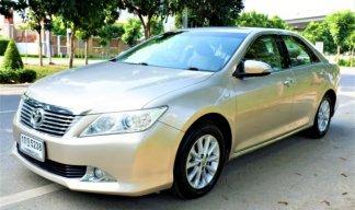 2012 Toyota CAMRY 2.0 G sedan