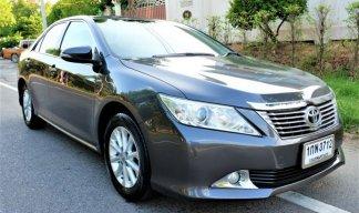 2013 Toyota CAMRY 2.0 G sedan