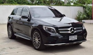 Benz GLC 250d 4 MATIC DYNAMIC ออกปี 2016