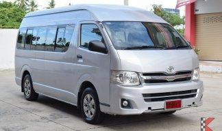 Toyota Hiace 2.5 COMMUTER (ปี 2012) D4D Van MT
