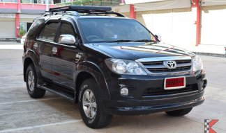 Toyota Fortuner 2.7 (ปี 2008) V SUV AT