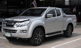 2015 Isuzu D-Max 2.5 SPACE CAB (ปี 11-17) Hi-Lander Z-Prestige Pickup AT