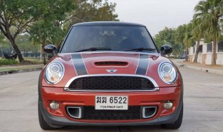 2012 Mini Cooper 1.6 S coupe