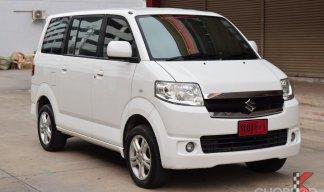 Suzuki APV 1.6 ( ปี 2012 ) GLX Wagon AT