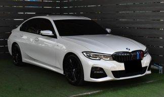 2020 BMW 320d M Sport ไมล์น้อยจัด 7,xxx km. ชุดแต่งรอบคัน