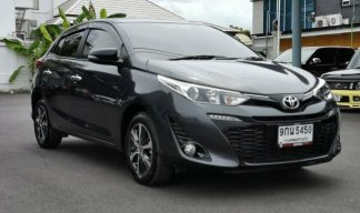 2020 Toyota YARIS 1.2 G รถเก๋ง 5 ประตู