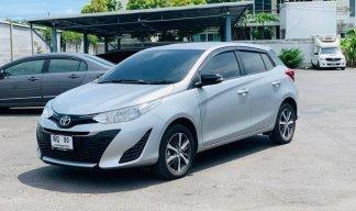 2020 Toyota YARIS 1.2 E รถเก๋ง 5 ประตู