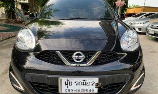 2020 Nissan MARCH 1.2 E รถเก๋ง 5 ประตู