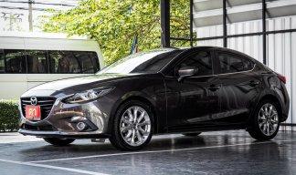 2017 Mazda 3 S รถเก๋ง 4 ประตู