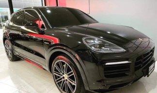 Porsche Cayenne E-Hybrid Sport Design 3.0 V6 ปี 2020