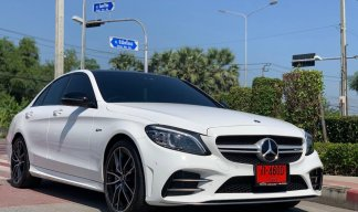 🚩MERCEDES BENZ C43 3.0 AMG 4MATIC 4WD ปี 2020