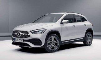 รีวิว เจาะสเปก ทุกรุ่น Mercedes Benz GLA 200 AMG Dynamic 2021