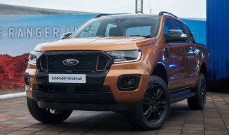 รีวิว เจาะสเปก ทุกรุ่น Ford Ranger 2021