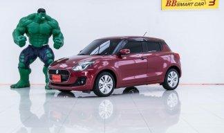 3N-183 2020 Suzuki Swift 1.2 GLX รถเก๋ง 5 ประตู
