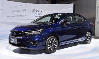 รีวิว เจาะสเปก ทุกรุ่น Honda City Hybrid e:HEV 2021