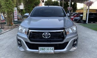 Toyota Hilux Revo 2.4 J Plus 2020