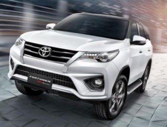 Toyota Fortuner 2017 รุ่นปรับปรุงใหม่ เพิ่มรุ่นย่อยใหม่ 2.4 V