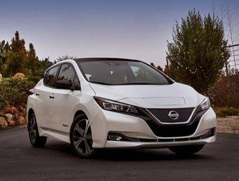 Nissan Leaf 2018 รถยนต์ระบบขับเคลื่อนไฟฟ้าเปิดตัวแล้วครั้งแรกที่ญี่ปุ่ญ