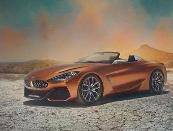 BMW Concept Z4 ตอกย้ำเอกลักษณ์อันแข็งแกร่งของแบรนด์ BMW