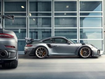รีวิว All new PORSCHE 911 GT2 RS