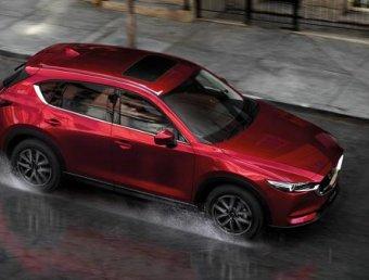 Full Review Mazda CX-5 2017 ใหม่