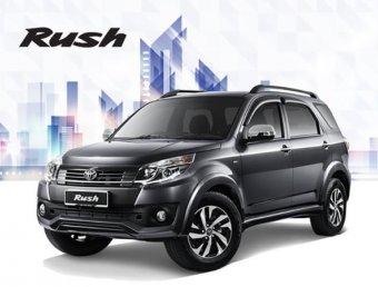 เตรียมขับ Toyota Rush 2018 โฉมใหม่