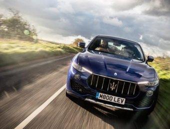 รีวิว Maserati Levante 2017 โฉมใหม่